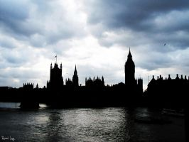 Westminster Palace by RacheLavy