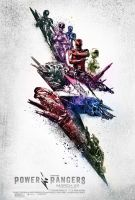 New Power Rangers (2017) Poster #4 by Artlover67