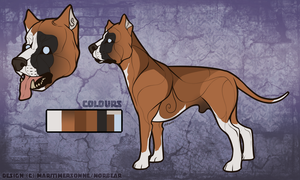 Bully Adopt - CLOSED by NorthernUrsus