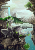 Albion by Leundra