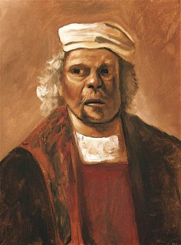 Rembrandt by JimmyMcCullough
