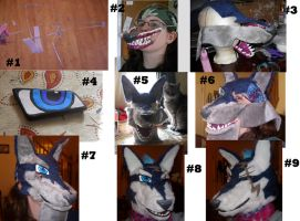 Repede Mask Progress Photos by Exile-wolfy