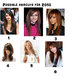 Possible Haircutssss... by Queen-of-vulpes