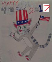 Happy 4th of july  tom by mkl91
