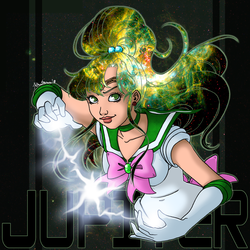 Jupiter Thunder by Maqqy96