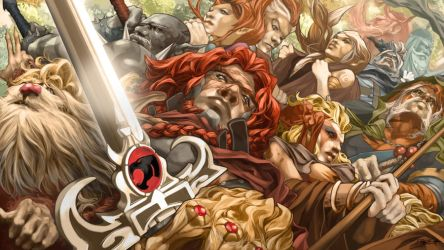 The Thundercats Legacy by daguillo84