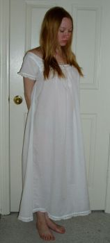 Regency Era Chemise by Verdaera