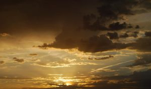 Sunset Clouds Stock 9922 by Phenix59