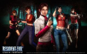 Claire Redfield : Evolution by hivelooks