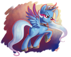 The Great and Powerful Princess by Adlynh