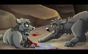 (COTW SPOILERS) Trouble In Paradise by Ga-LEM-tido
