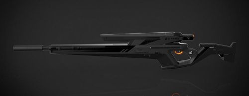 UT Sniper Rifle by Aberiu
