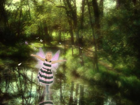 little fairy leah by nanigraphics