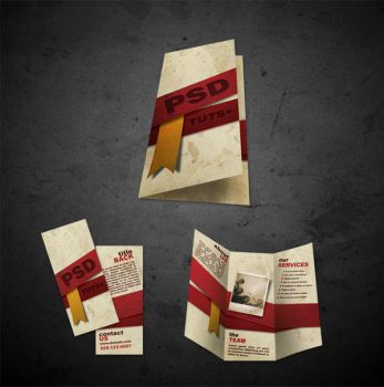 Brochure Explore Brochure On DeviantArt - Brochure templates psd
