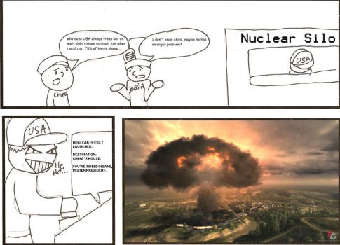 NUKE THE HOUSE by bull363