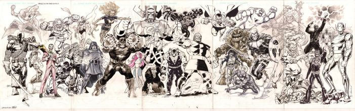 Bring On The Bad Guys layouts by macart1