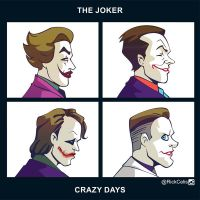 Crazy Days by RickCelis