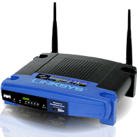 Linksys Router by 3xhumed