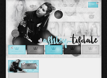 Order Layout ft. Ashley Tisdale #64 by BebLikeADirectioner