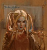 Harley Queen by catalinianos