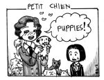 Valse du Petit Chien by BlackHayate02