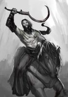The Khal by SaneKyle