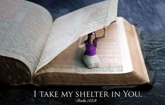 My Shelter by kevron2001