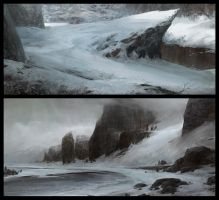 Snow Environments by TFsean