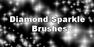 Diamond Sparkle Brushes by Insanity-Prevails