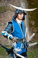 Date Masamune - One Eyed Dragon by arch777