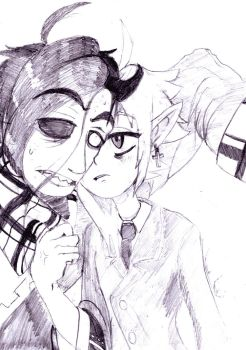 Kira y Mad. by almirante67