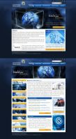 Global Suhaimi layout 02 by OneOusa