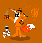 Orange Spy by Sonic12Lexi
