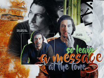 + The lazy song [ Adam Driver ] by youremyonlydream