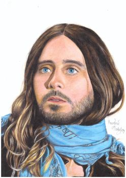 Jared leto by RainbowNatalia