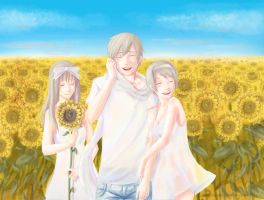 :APH: Happy B-day Russia by Inupii
