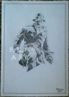Rorschach by BNFlores