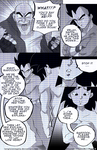 DBZ AU - Misunderstood: Chapter 1 Pg9 by longlovevegeta