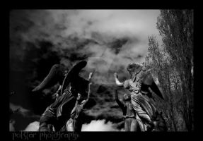 Host of the Seraphim by Polstar-Photography