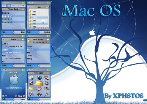 Mac OS 's700' by XPHSTOS-Psilocybin