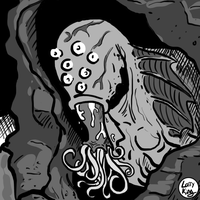 From The Deep by LarryKingUndead