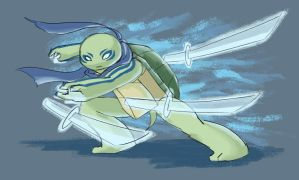 TMNT: Turtle State by Mosrael-the-Waker