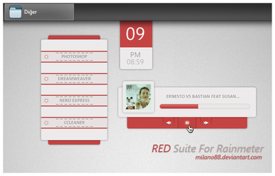 RED Suite by milano88