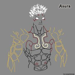Asura's Creation by exampledesign
