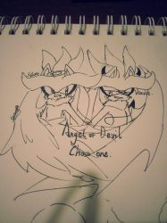 Angel or Devil Choose one? by You-Snowy
