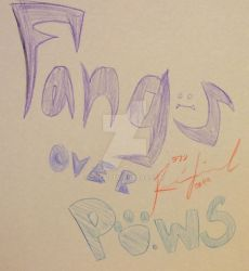 Fangs :over: Paws by Snea