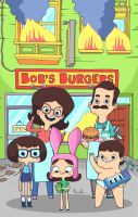 Bob's Burgers! by lost-angel-less