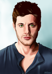 Dean Winchester by Spatterat