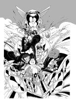 WHO SAID LOVE DOESN'T HURT? by Atew