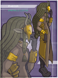 LV: Phedir by mslckitty